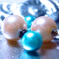 DIY - Dior Inspired Pearl Earrings