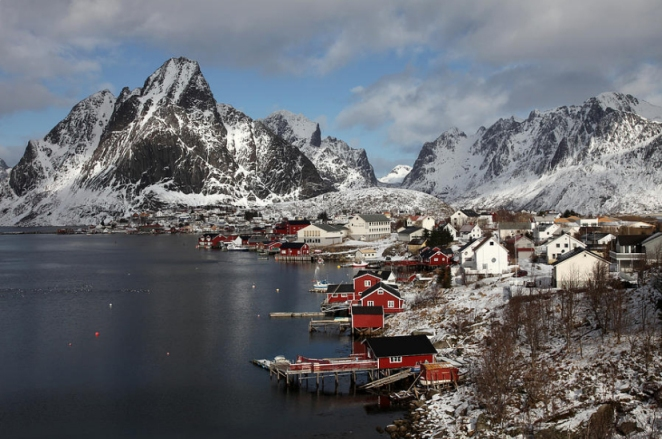 reine, norway, beautiful, village, turist, travel, destination