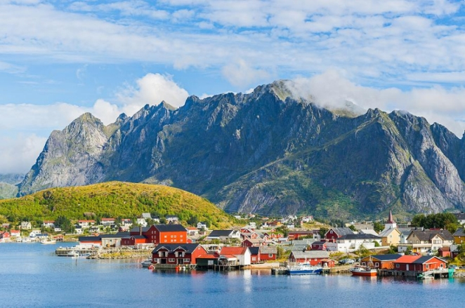 reine, norway, village, beautiful, travel, destination